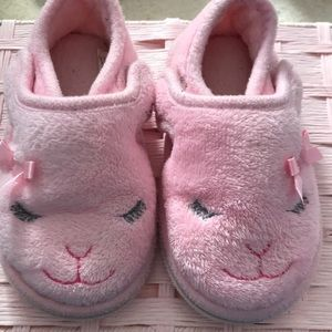 Other - Toddler Bunny Slippers size 5-6